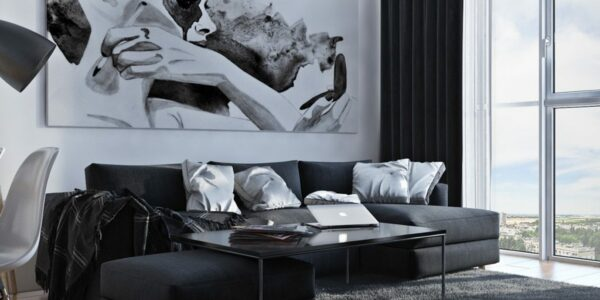 artistic-black-and-white-interior-design-1024×896